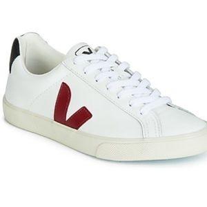 Men's Esplar Leather Veja Sneakers